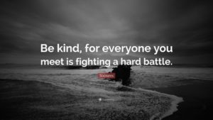 Geeky Gay Episode 82: Be Kind to One Another